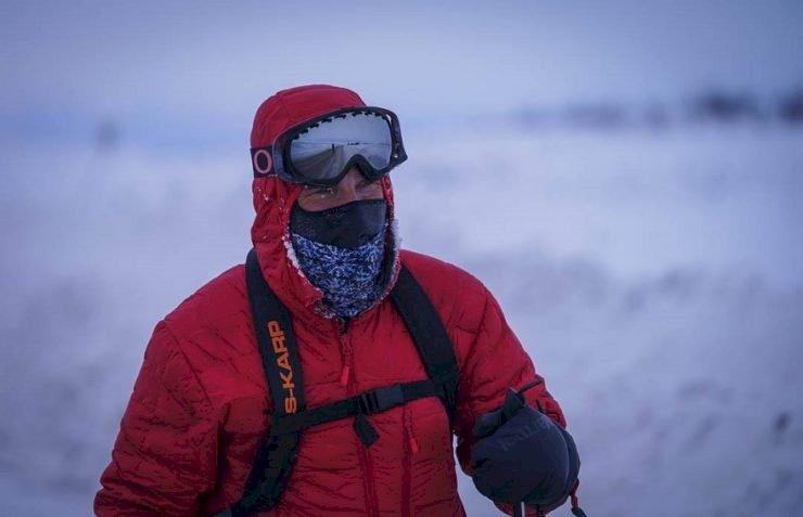 """Tibi Ușeriu este foarte aproape de a câștiga """"cursa infernului"""" de la Cercul Polar"""